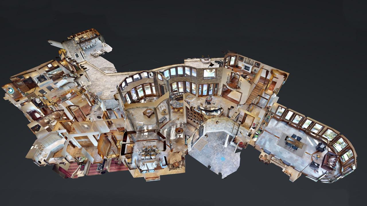 3D VIRTUAL REALITY TOURS & FLOOR PLANS