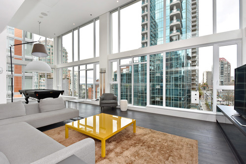 16 at 1202 - 1351 Continental Street, Downtown VW, Vancouver West