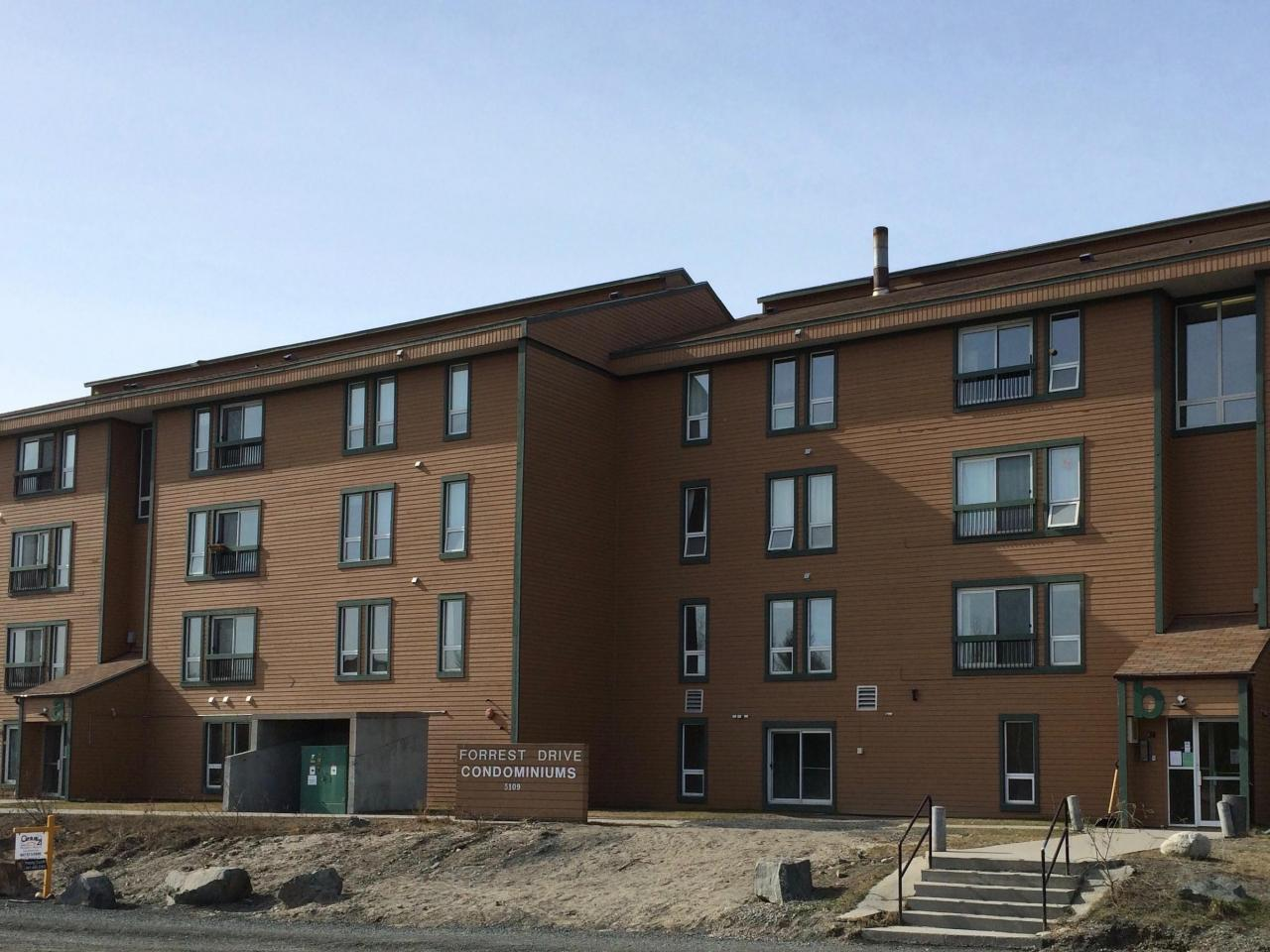 5109 Forrest Drive Condos, Frame Lake, Yellowknife