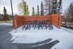 16-Bike-Storage at 4854 School Draw, Downtown, Yellowknife