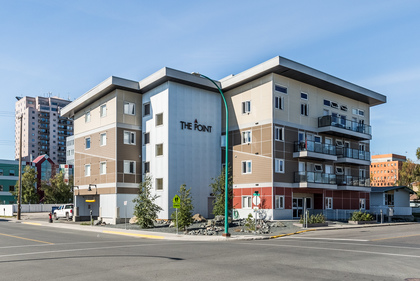 Point-Building-Photos---HDR at 5022 47th Street, Downtown, Yellowknife