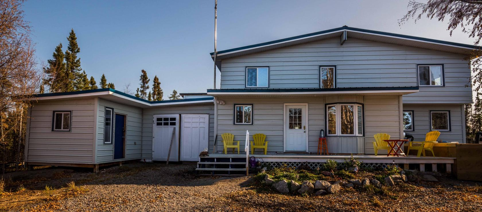 7 Pontoon Lake, Ingraham Trail, Yellowknife 2