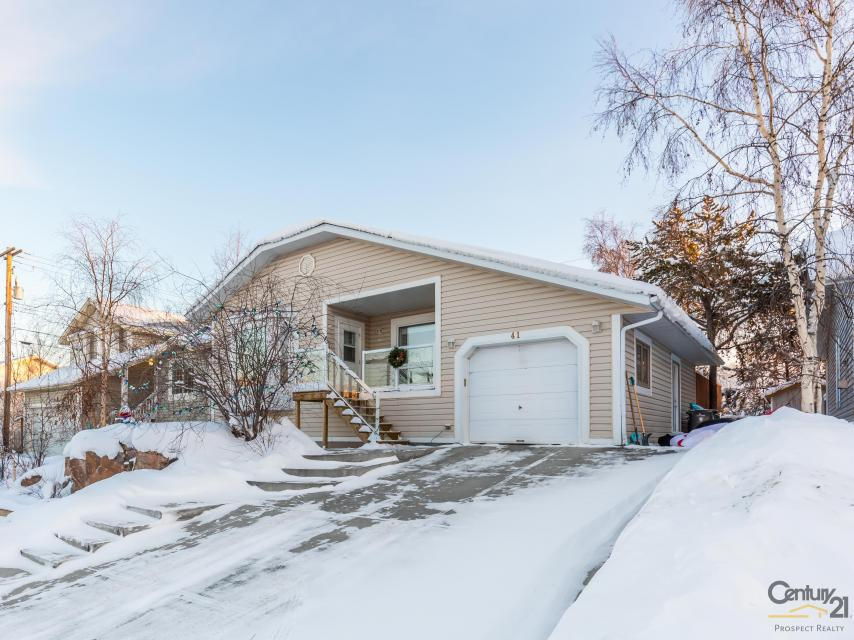 41 England Crescent, Frame Lake South, Yellowknife