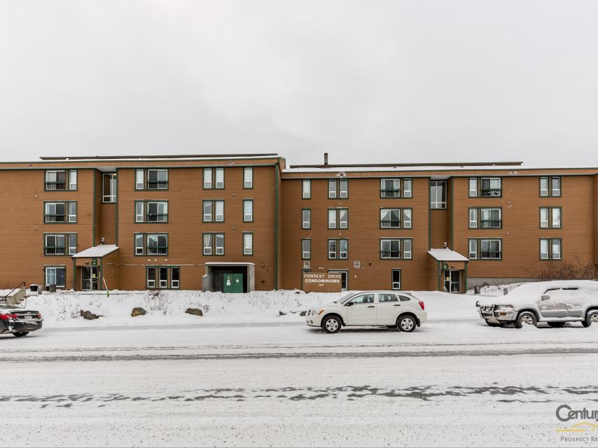 301A - 5109 Forrest Drive, Forrest Park, Yellowknife