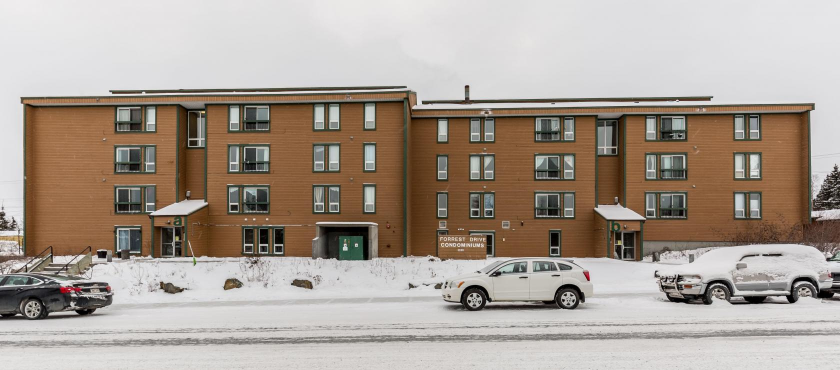 301A - 5109 Forrest Drive, Forrest Park, Yellowknife 2
