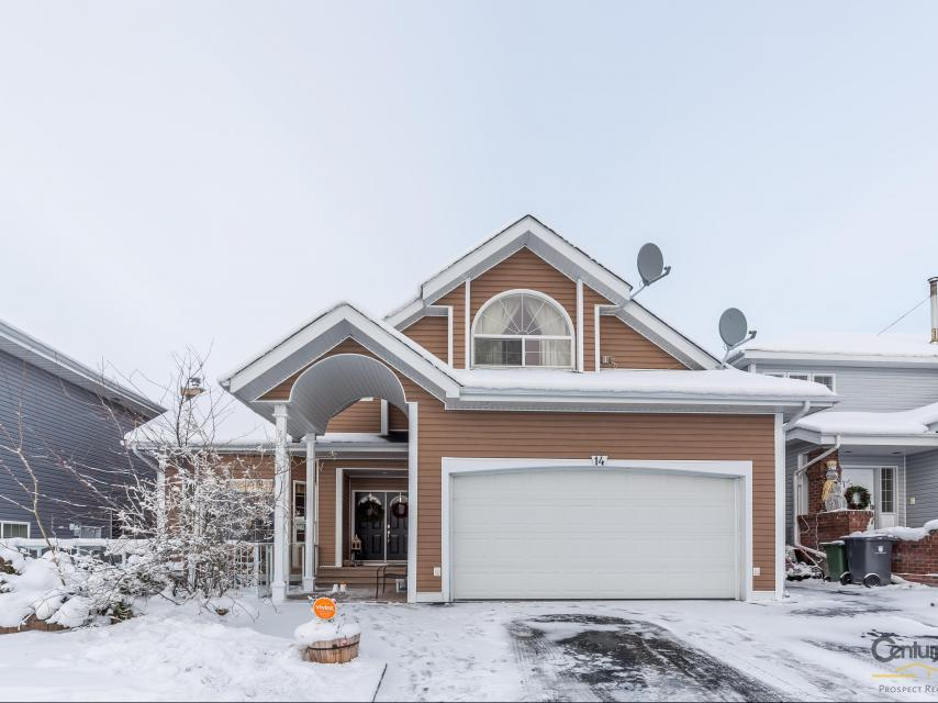 14 Foreman Court, Range Lake, Yellowknife