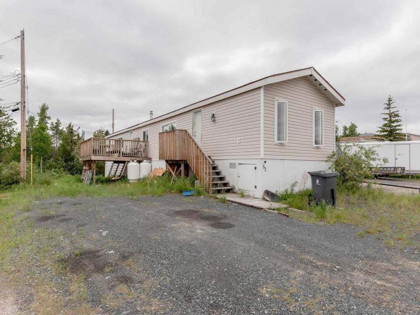83 Mandeville Drive, Frame Lake, Yellowknife