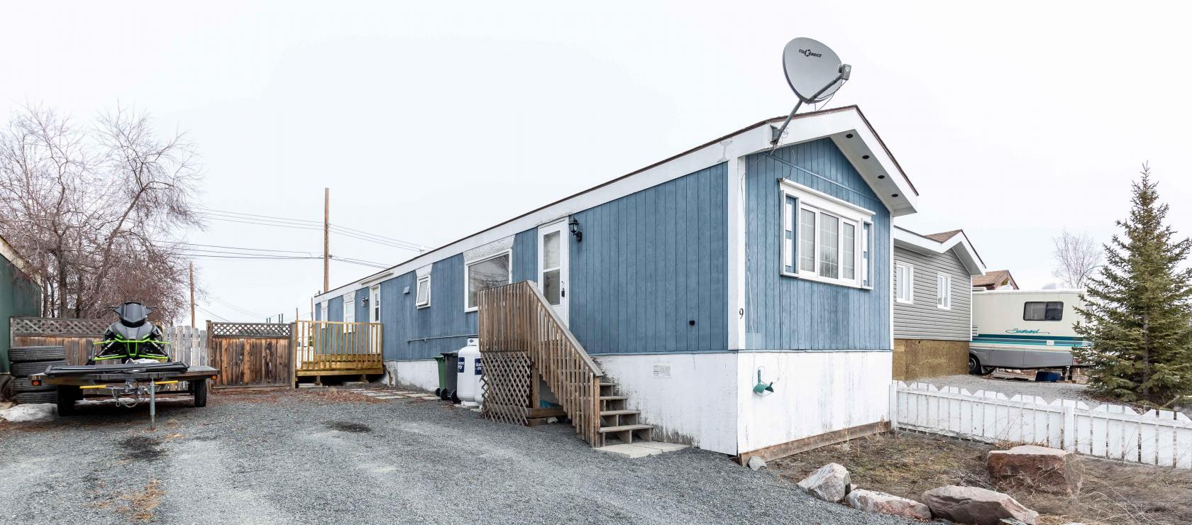 9 Hordal Road, Frame Lake, Yellowknife 2