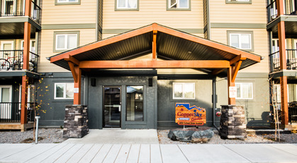 coppersky_front at 102 - 4854 School Draw Avenue, Yellowknife
