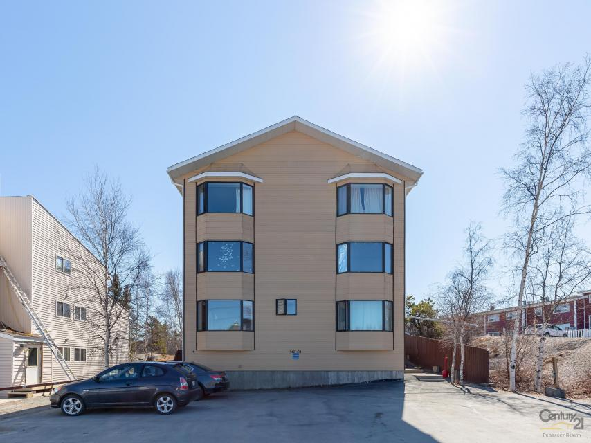 301 - 5417 50th Avenue, Yellowknife