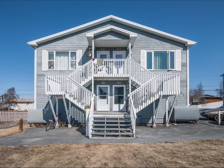 201 - 627 Williams Avenue, Frame Lake, Yellowknife