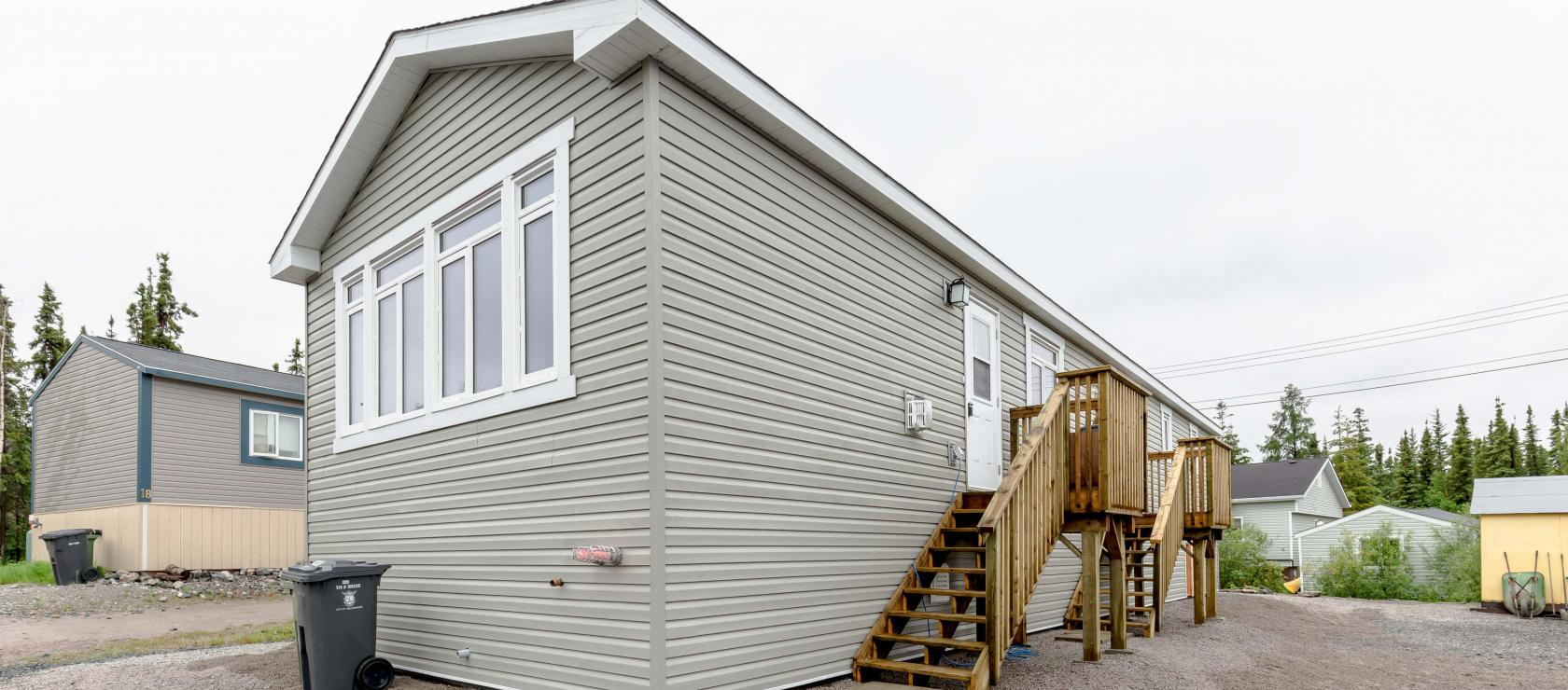 24 Rycon Place, Con Road, Yellowknife 2