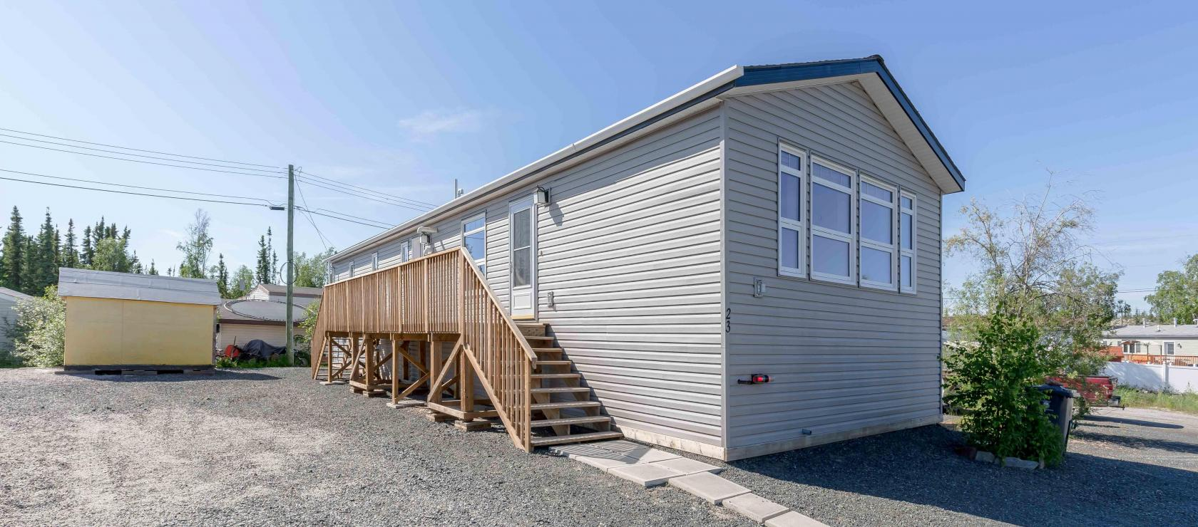23 Rycon Place, Con Road, Yellowknife 2