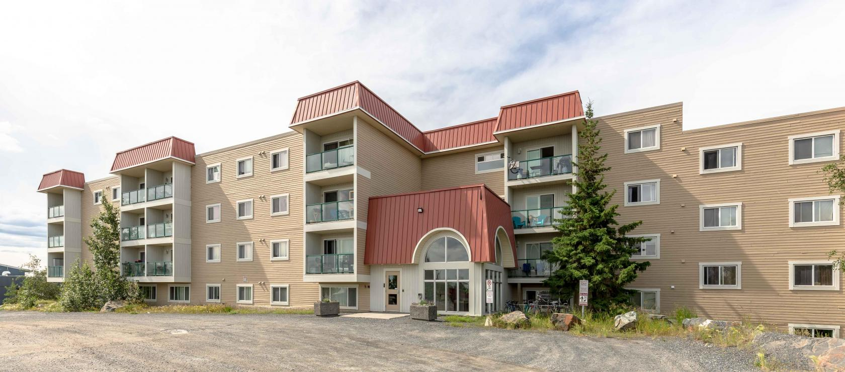 107 - 5600 52nd Avenue, Downtown, Yellowknife 2