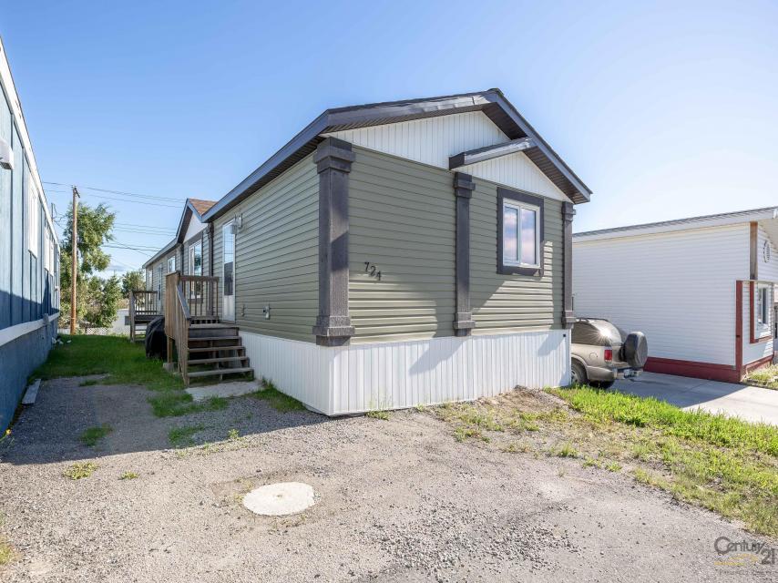 724 Bigelow Crescent, Yellowknife
