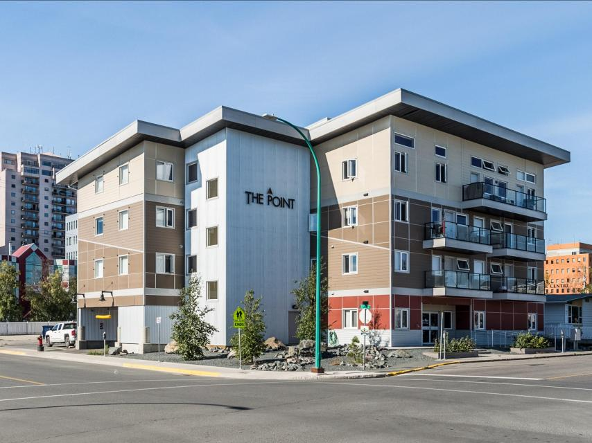 203 - 5022 47th Street, Downtown, Yellowknife