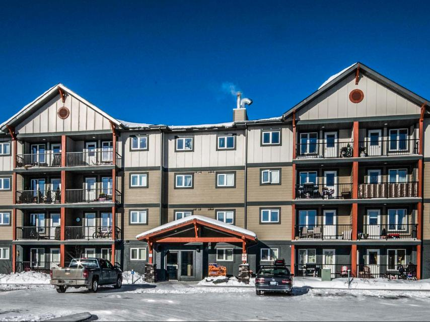 107 - 4854 School Draw Avenue, Downtown, Yellowknife