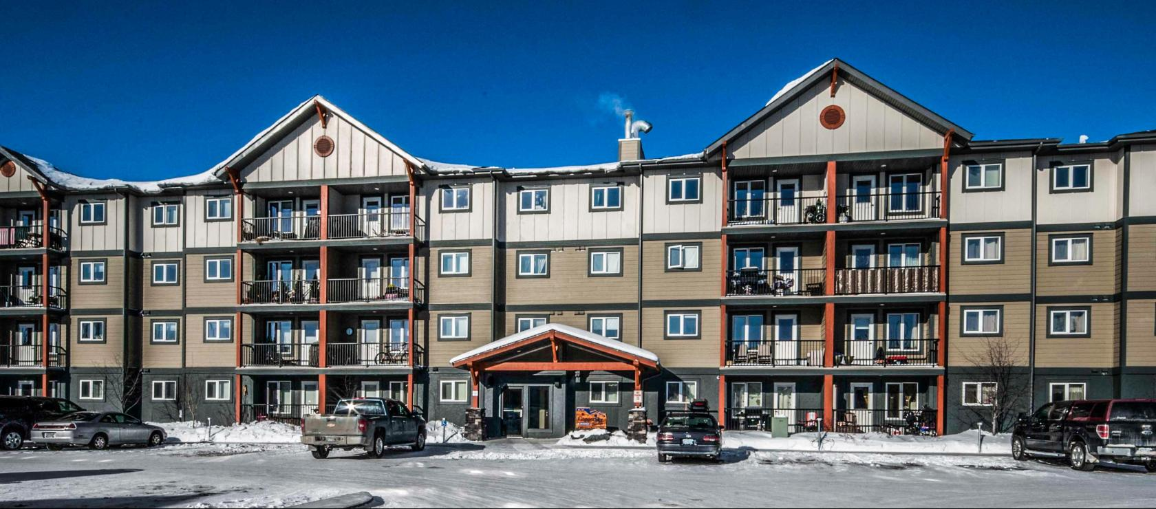 107 - 4854 School Draw Avenue, Yellowknife 2