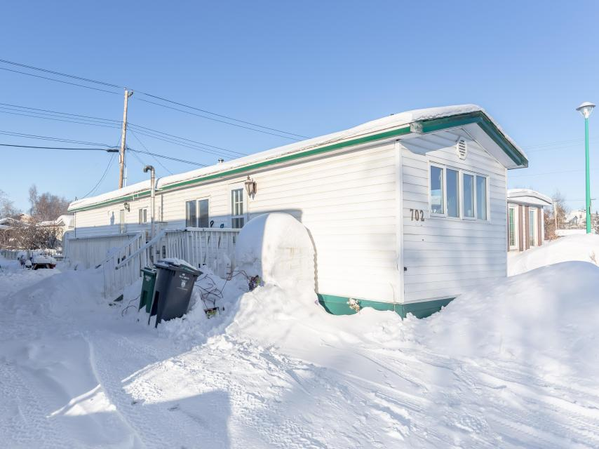 702 Bigelow Crescent, Kam Lake, Yellowknife