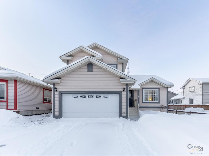 44 England Crescent, Frame Lake, Yellowknife