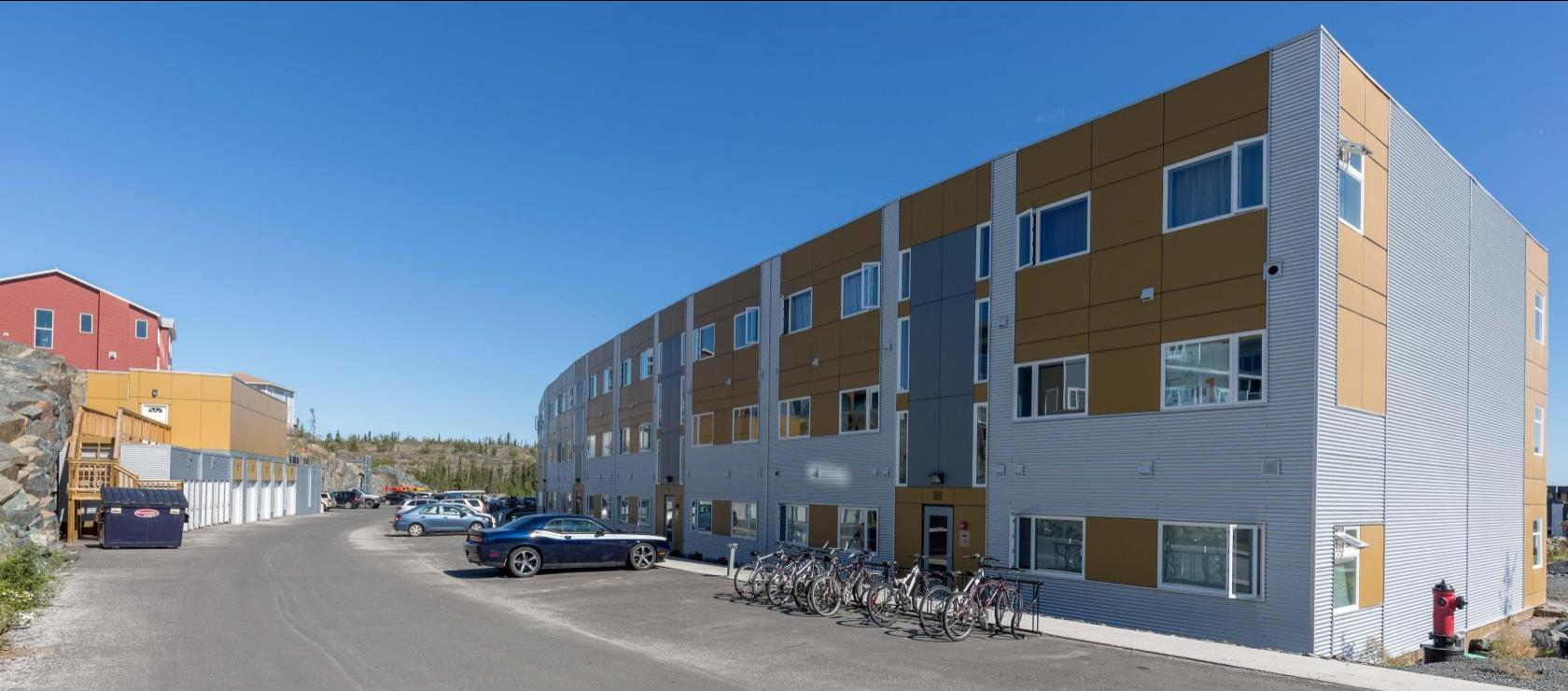 101 - 182 Niven Drive, Niven, Yellowknife 2