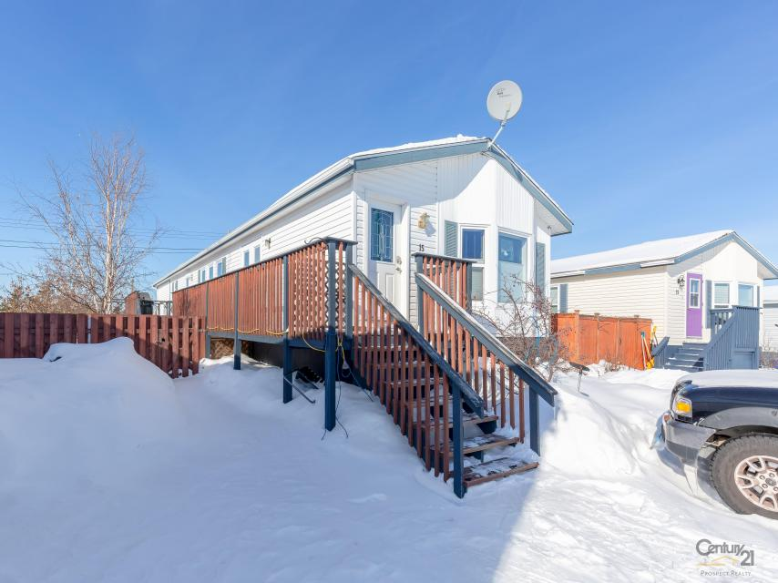 15 Larocque Crescent, Frame Lake South, Yellowknife