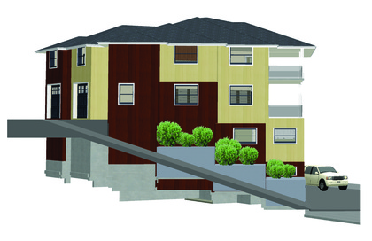09-ext-view at 6 Mcmahon Court, Niven, Yellowknife