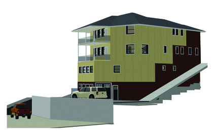 10-ext-view at 6 Mcmahon Court, Niven, Yellowknife