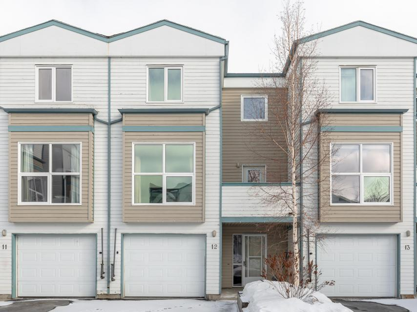 12 - 496 Range Lake Road, Frame Lake, Yellowknife