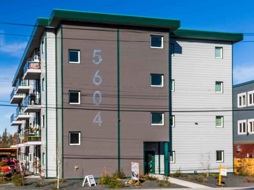 201 - 5604 50 Avenue, Downtown, Yellowknife