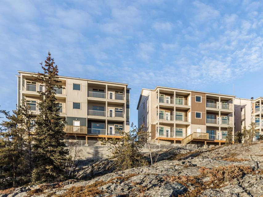 301 - 5009L 44th Street, Downtown, Yellowknife