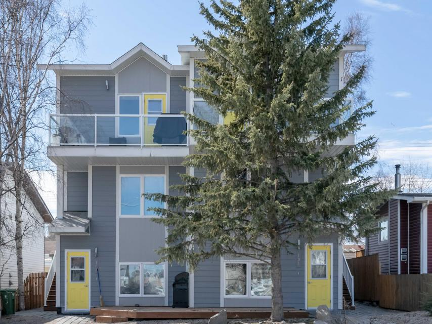 201 - 4906 45 Street, Downtown, Yellowknife