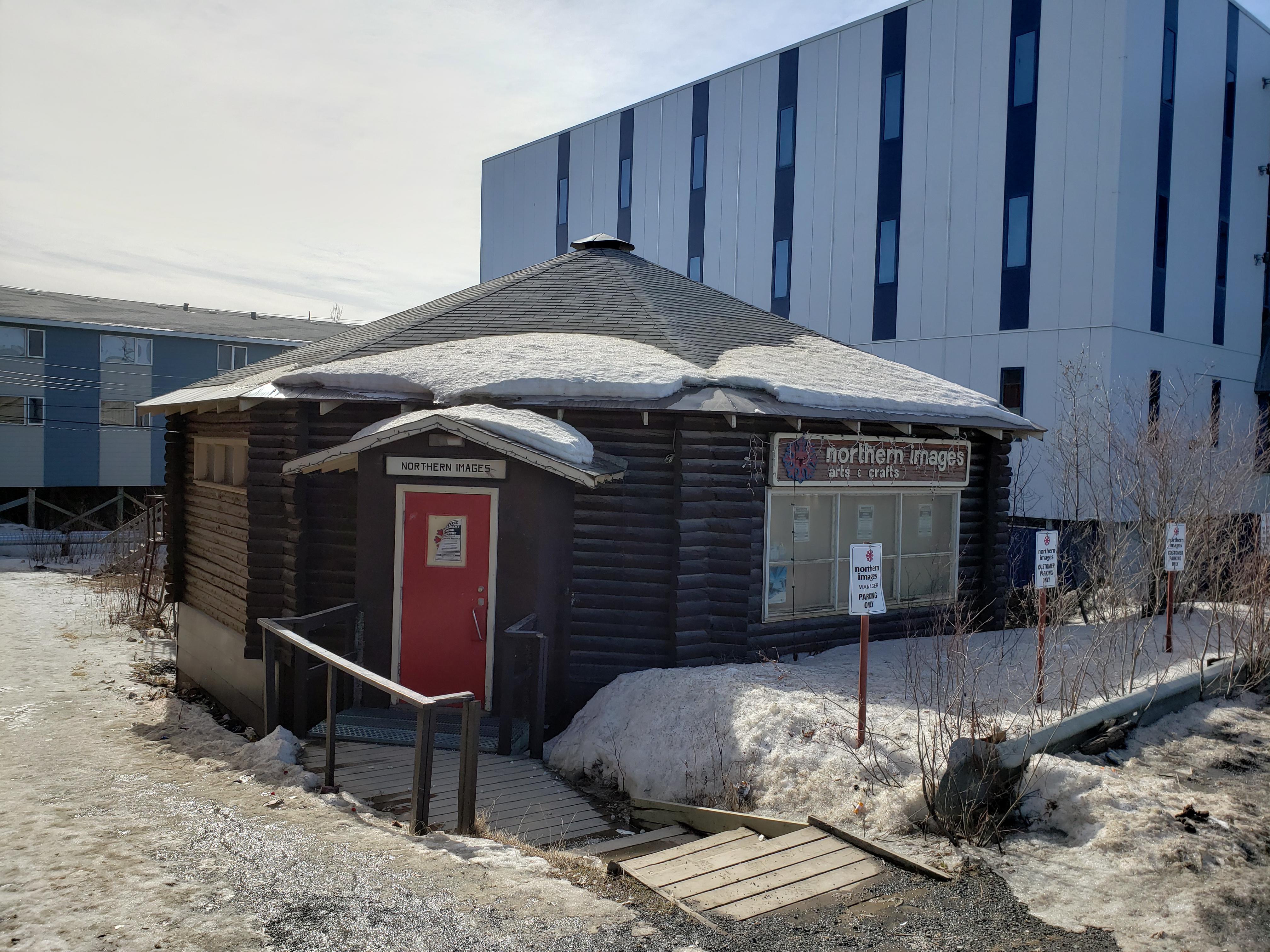 115 Mackenzie Road, Inuvik,