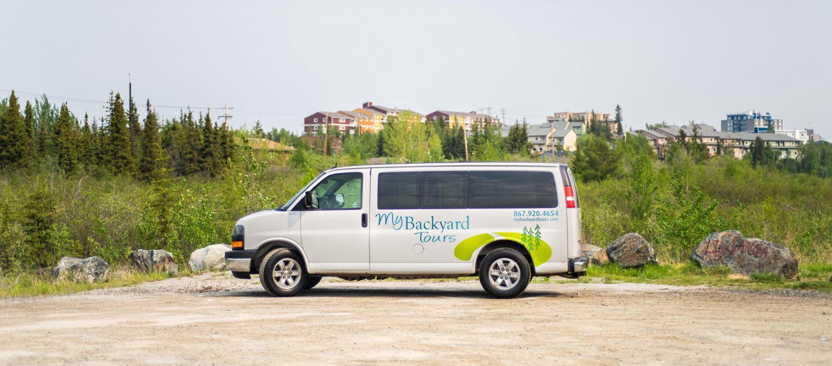 My Backyard Tours, Yellowknife 2