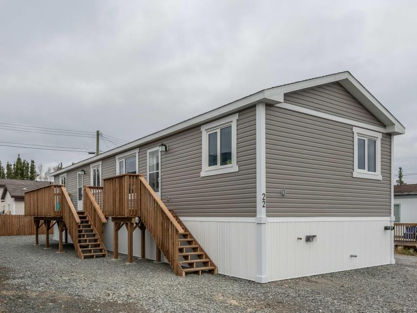 22 Rycon Place, Con Road, Yellowknife