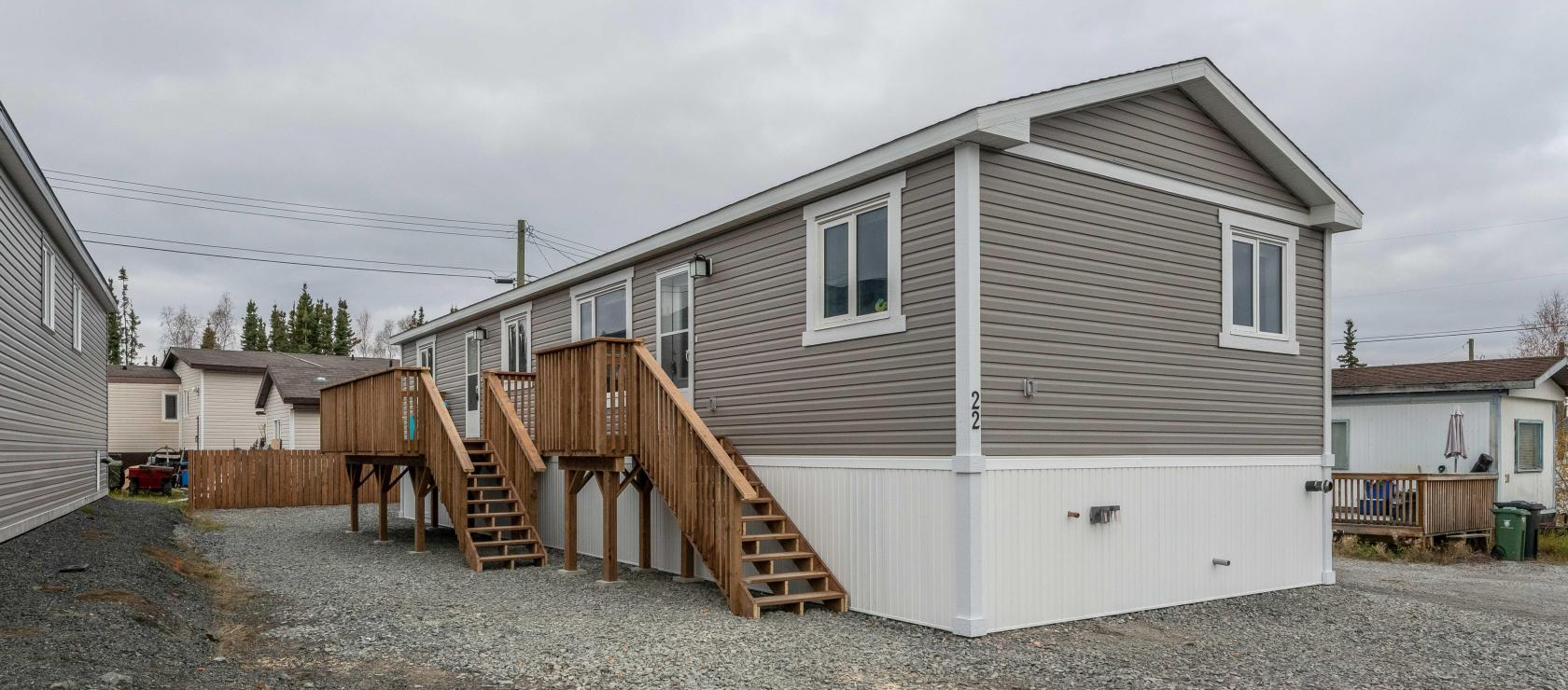 22 Rycon Place, Con Road, Yellowknife 2