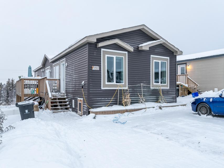152 Hall Crescent, Kam Lake, Yellowknife