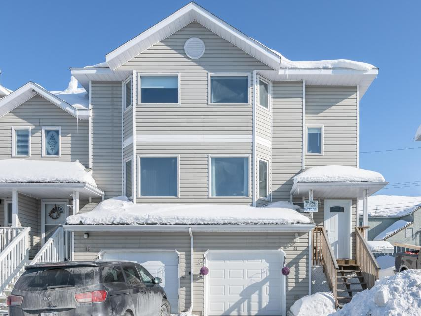 63 Gold City Court, Frame Lake, Yellowknife