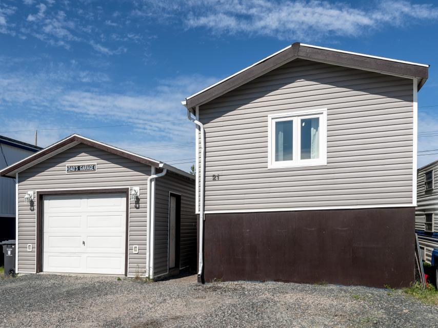 21 Mandeville Drive, Frame Lake, Yellowknife