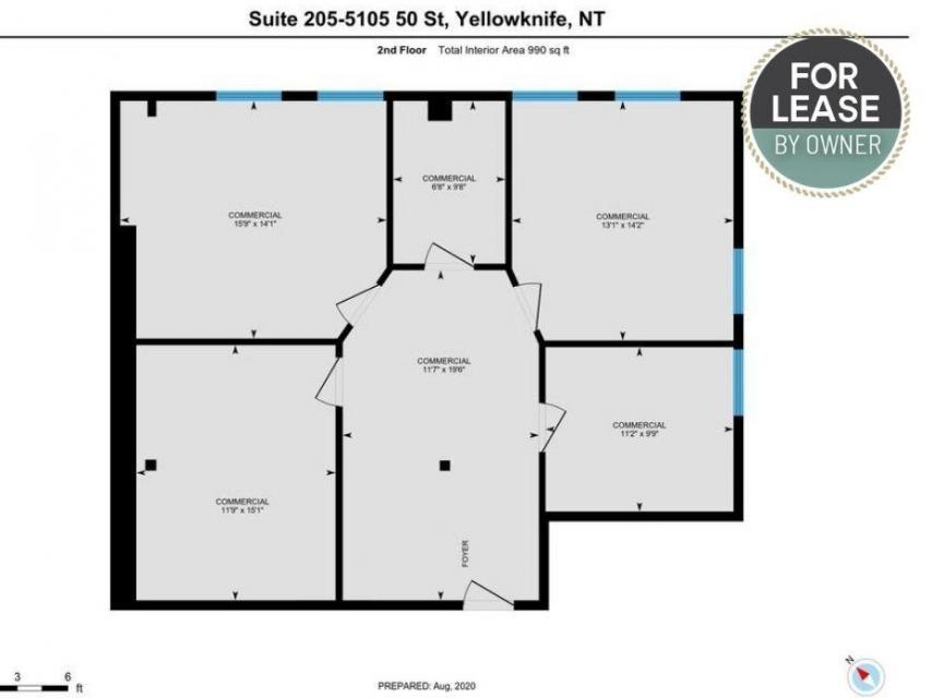 205 - 5105 50 Street, Downtown, Yellowknife