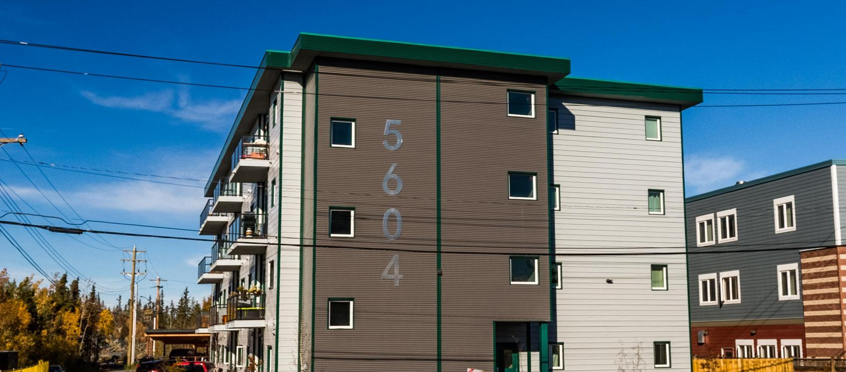 201 - 5604 50 Avenue, Downtown, Yellowknife 2