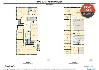 1-1 at 200 - 5112 52 Street, Downtown, Yellowknife