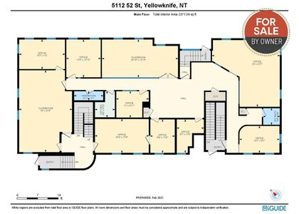 2-1 at 200 - 5112 52 Street, Downtown, Yellowknife