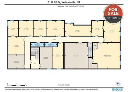 3-1 at 200 - 5112 52 Street, Downtown, Yellowknife
