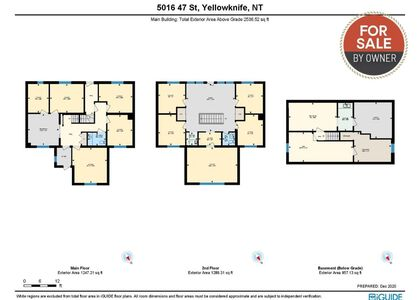 2-1 at 5016 47 Street, Downtown, Yellowknife