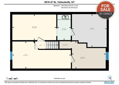 4-1 at 5016 47 Street, Downtown, Yellowknife