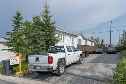 exteriors-july-2019-hdr-1 at 21 Bourque Drive, Frame Lake, Yellowknife