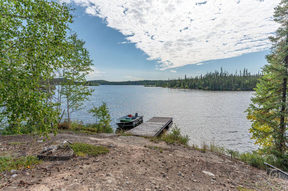 1-small-lake-hdr-14 at 1 Small Lake, Ingraham Trail, Yellowknife