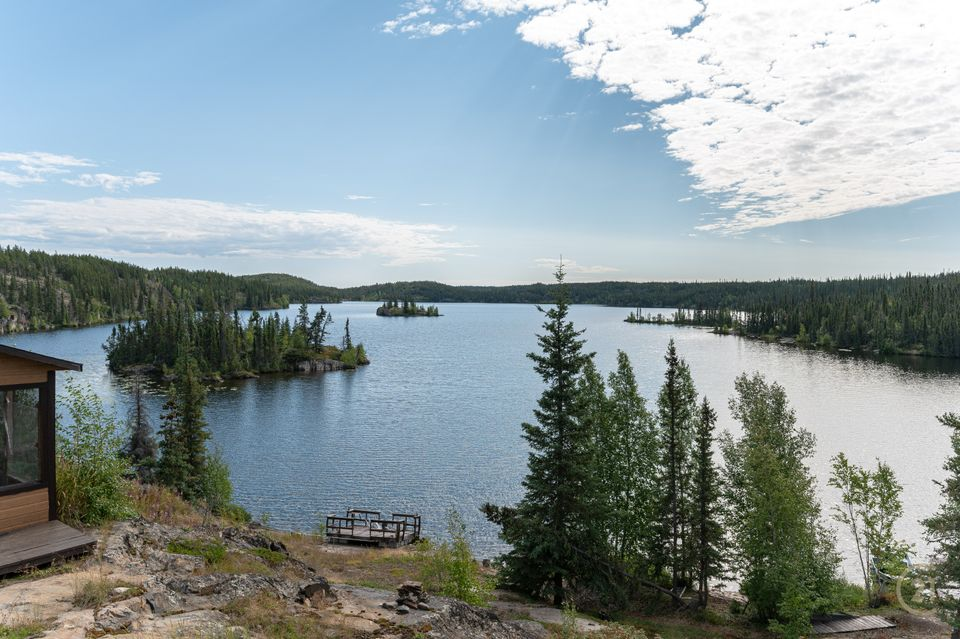 1-small-lake-hdr-3 at 1 Small Lake, Ingraham Trail, Yellowknife