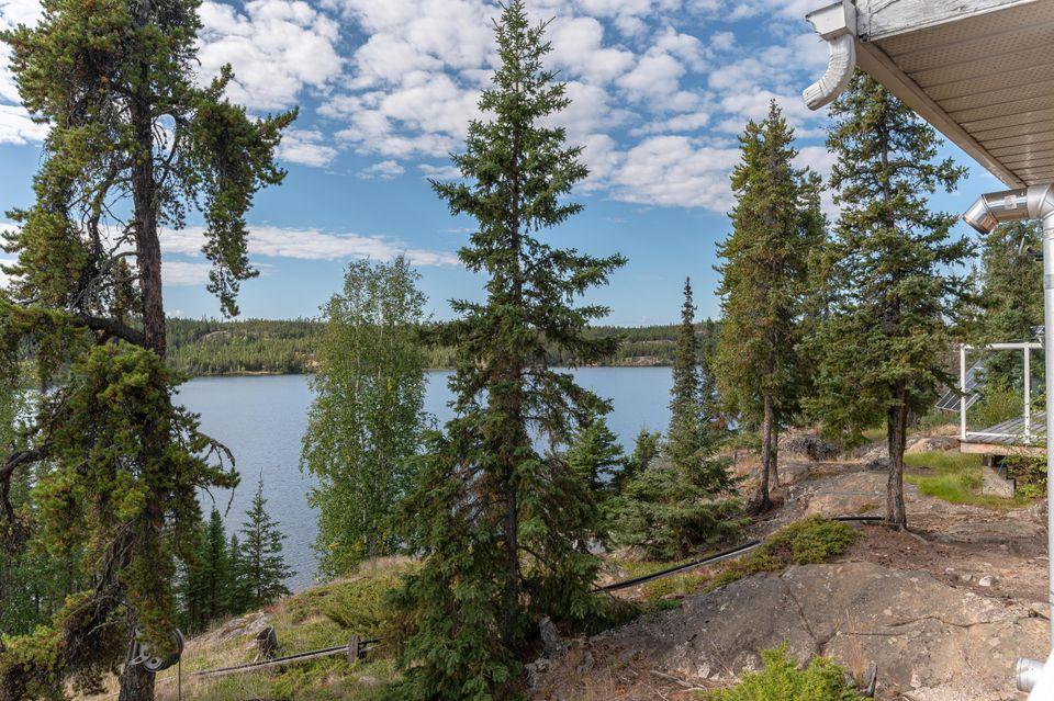 1-small-lake-hdr-6 at 1 Small Lake, Ingraham Trail, Yellowknife